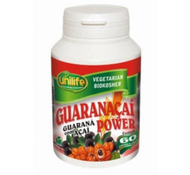 Guaranaçai Power 500mg 120 Capsulas