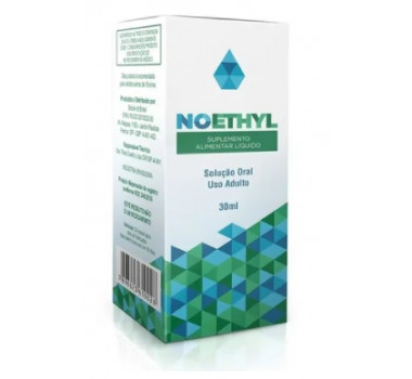NOETHYL SOLUÇÃO ORAL 30ML