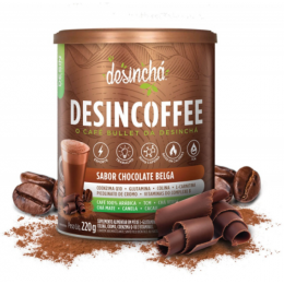 Desincoffee sabor Chocolate Belga