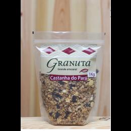 Granola PREMIUM Granuta  Castanha do Pará 1Kg