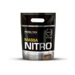Massa Nitro 2,52kg Refil - Chocolate - Probiótica
