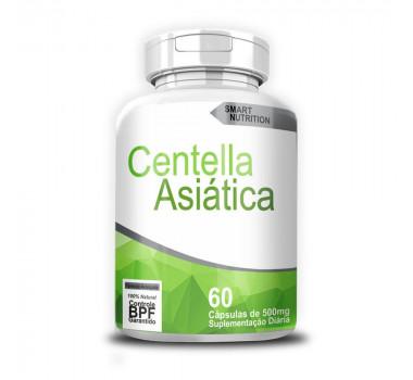 Centella Asiática 500mg 60 cápsulas 4 Elementos