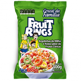 Fruit Rings 500g